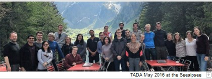 TADA May 2016 at the Seealpsee